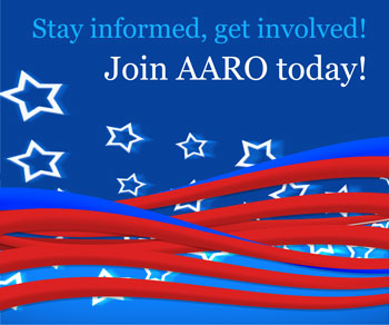 Join AARO today!